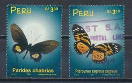 °°° PERU - Y&T N°1205/8 - 1999 °°° - Perù