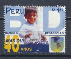 °°° PERU - Y&T N°1217 - 1999 °°° - Perù