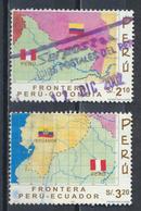 °°° PERU - Y&T N°1262/63 - 2000 °°° - Perù