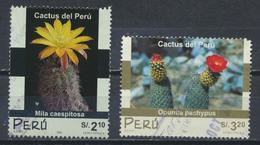 °°° PERU - Y&T N°1272/73 - 2001 °°° - Perù