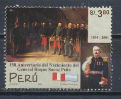 °°° PERU - Y&T N°1279 - 2001 °°° - Perù