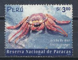 °°° PERU - Y&T N°1308 - 2002 °°° - Peru