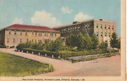 Red Cross Hospital, Kirkland Lake, Ontario - Ontario