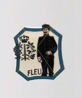PIN'S POLICE COMMUNALE DE FLEURUS (BELGIQUE)....TRES RARE            BT2 - Police