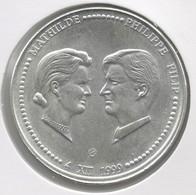 ALBERT II * 250 Frank 1999 * Filip&mathilde * Prachtig / F D C * Nr 9733 - 1993-...: Albert II