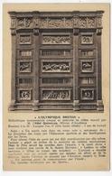BIBLOTHEQUE MONUMENTALE - L' OLYMPIQUE BRETON DE M. L' ABBE QUEMERAIS - CPA NON VOYAGEE - 75 - Ancient World