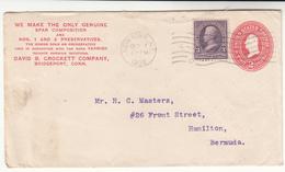 U.S. / Stationery / Advertising / New York / Bermuda / Shooting Cinderellas - Postal History