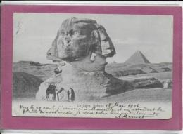 LE CAIRE SPHINX - Cairo