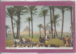 Le Caire Les  Pyramides - Cairo