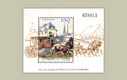 Hungary 1999. Stampday Sheet MNH (**) Michel: Block 251 / 2.50 EUR - Neufs