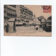 CPA - 13 - Marseille - Le Quai Du Port A VOIR - Puerto Viejo (Vieux-Port), Saint Victor, Le Panier