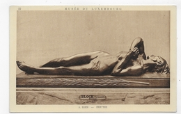 PARIS - MUSEE DU LUXEMBOURG - N° 22 - A. BLOCH - MARTYRE - CPA NON VOYAGEE - Museums