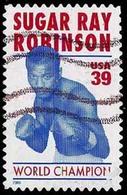 Etats-Unis / United States (Scott No.4020 - Sugar Ray Robinson) (o) - Verenigde Staten