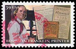 Etats-Unis / United States (Scott No.4023 - Benjamin Franklin) (o) - Verenigde Staten