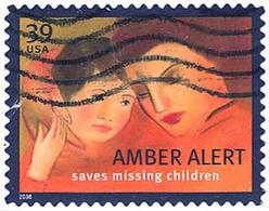 Etats-Unis / United States (Scott No.4031 - Amber Alert) (o) - Verenigde Staten