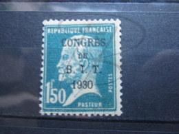 VEND TIMBRE DE FRANCE N° 265 , NEUF AVEC CHARNIERE !!! - France