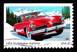 Etats-Unis / United States (Scott No.3931 - Voitures Sportives / 1950's / Sporty Cars) (o) - Verenigde Staten