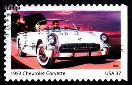 Etats-Unis / United States (Scott No.3933 - Voitures Sportives / 1950's / Sporty Cars) (o) - Verenigde Staten
