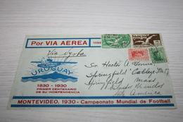 World Cup  1930  Soccer Football  Uruguay  RARE - Wereldkampioenschap