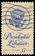 Etats-Unis / United States (Scott No.3930 - Presidential Libraries) (o) - Verenigde Staten