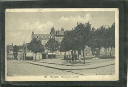 58  NEVERS - PLACE SAINT LAURENT (ref 2601) - Nevers