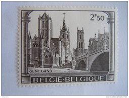 België Belgique 1971 Gent Gand St.Niklaaskerk Belfort St.-Baafskathedraal église Befroit 1594 MNH ** - Belgique