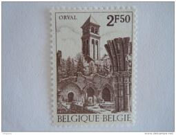 België Belgique 1971 Abdij Van Orval Abbaye 1592 MNH ** - Belgique