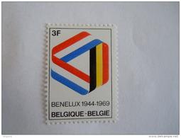 België Belgique 1969 25 Jaar Ans Benelux 1500 MNH ** - Belgium