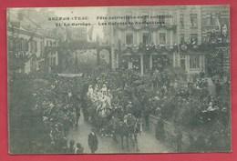 Neufchâteau - Fête Patriotique Du 31 Août 1919 - Les Enfants De Neufchâteau - 1919 ( Voir Verso ) - Neufchâteau
