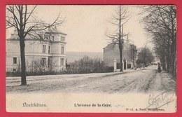 Neufchâteau - L'avenue De La Gare -1903 ( Voir Verso ) - Neufchâteau