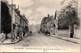41 BLOIS - Avenue Saint Gervais (faubourg De Vienne) - Blois