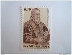 België Belgique 2006 Justus Lipsius Humanist Cob 3500 C Yv 3485 MNH ** - Belgien
