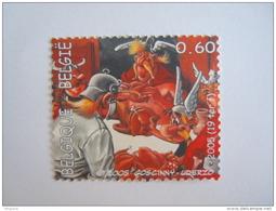 België Belgique 2005 Asterix En D Belgen Et Les Belges 3438 Yv 3418 Timbre Du Bloc 123 MNH ** - Ungebraucht