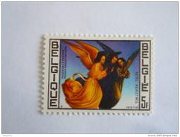 """Belgie Belgique 1975 Noël Kerstmis """"Les Trois Anges"""" """"De Drie Engelen"""" COB 1784 Yv 1779 MNH ** - Ongebruikt"""