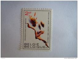 Belgie Belgique 1973 Brandbeveiliging Protection Contre L'incendie COB 1660 YV 1650 MNH ** - Belgien