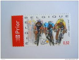 België Belgique 2007 Ronde Van Frankrijk In Vlaanderen Tour De France En Flandre Cob 3671 Yv 3654 MNH ** - Ungebraucht