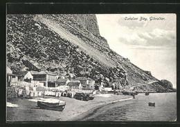 Postal Gibraltar, Catalan Bay - Gibraltar