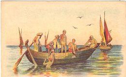 Pêcheurs De Perles Illustrateur Inconnu - Sri Lanka (Ceylon)