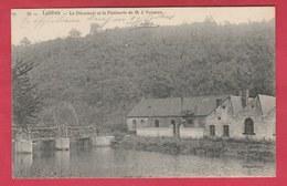 Lobbes - Le Déversoir Et La Platinerie De M. J. Yernaux - 1905 ( Voir Verso ) - Lobbes