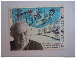 België Belgique 1996 Oscar Bonnevalle Dag Van De Postzegel Journée Du Timbre Cob 2629 MNH ** - Belgique