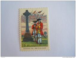 België Belgique 1995 De Slag Bij Bataille De Fontenoy 2600 MNH ** - Belgique