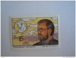 België Belgique 1994 Pater Damiaan Père Damien Paus Pape Cob 2557 Yv 2553 MNH ** - Belgique
