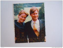 België Belgique 1999 Huwelijk Marriage Philippe Filip & Mathilde Cob 2856 MNH ** - Belgium