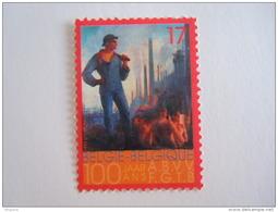 België Belgique 1998 Syndicat Socialist ABVV FGTB Mijnwerker Mine Charbon Cob 2788 MNH ** - Belgique