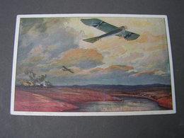 Luftflotten Verein , Künstler  Karte   Sign Schulze * - Schulze, Hans Rudolf