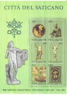XXX481 VATICAN  1983   MICHL  BLOCK 7  **  SIEHE ABBILDUNG - Vatikan
