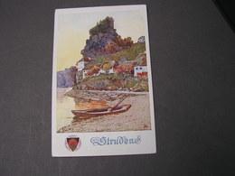 Struden  , Dt. Schulverien Karte 281 - Künstlerkarten