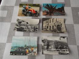 LOT Van 474 Postkaarten AUTO'S - VOITURES - OLDTIMERS - Postcards