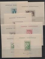 LOT 420 - GRANDE SERIE COLONIALE FRANCAISE  24 BF** EXPO DES ARTS ET TECHNIQUES 1937 - Cote 479 € - 1937 Exposition Internationale De Paris