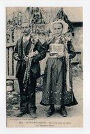 - CPA SAVOIE-MAURIENNE (73) - Une Noce Dans Les Arves 1928 - Les Nouveaux Mariés - Photo L. Grimal 254 - - France